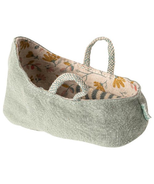 Carry Cot  in Dusty Green