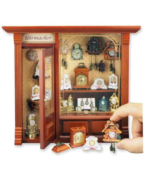 The Watchmakers Shop