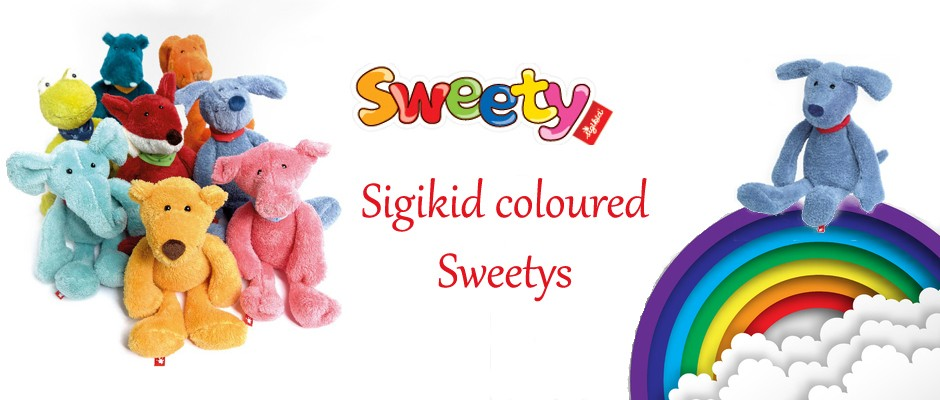 Coloured Sweetysd Sweetys